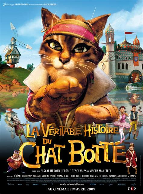 The True Story of Puss'n Boots (2008) - uniFrance Films