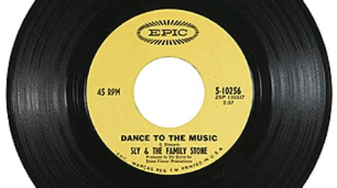 Sly and the Family Stone, 'Dance to the Music' | 500