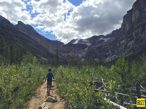 Rocky Mountain Hikes For Kids #5: Stanley Glacier Hike In