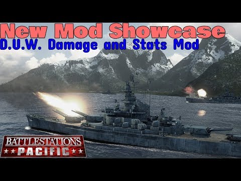 Battlestations Pacific: New PRCP Mod showcase - Attack