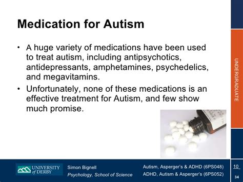 Topic 9 - Treatment For Autism 2010