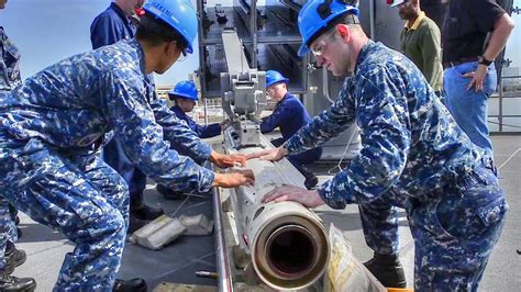 Arming The NEWEST SUPERCARRIER USS FORD: MK 57 NATO
