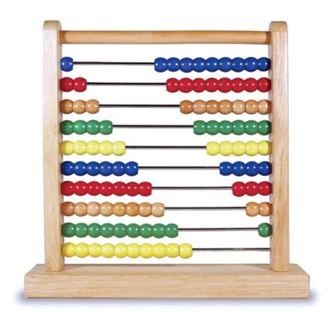 Abacus Wooden Counting Toy - Educational Toys Planet