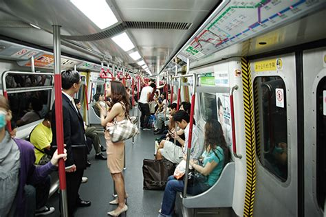 Hong Kong Subway Has $2 Billion Annual Profit and Here's