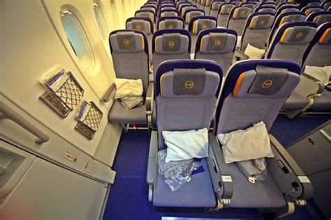 Lufthansa's Airbus A380 - Refining Classes Of Service