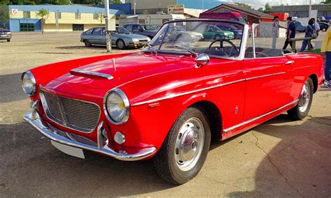 1959 Fiat 1200 - Information and photos - MOMENTcar