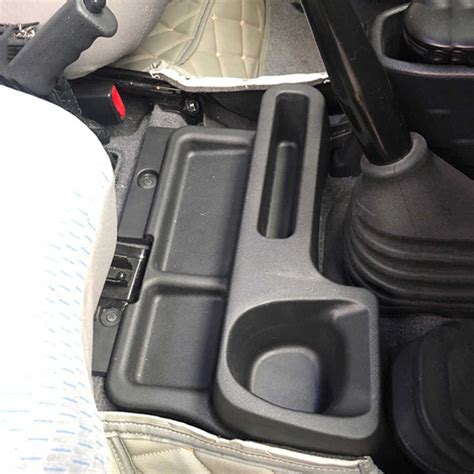 Car Floor Center Console Box Tray Cup Holder For Toyota