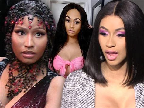 Offset's Alleged Side Chick Was in Cardi B's Archenemy's