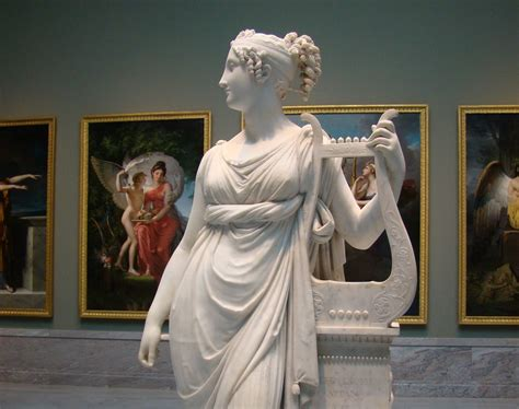 Terpsichore, Muse of Choral Song and Dance | Antonio