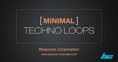 Minimal Techno Loops Pack by Bluezone Corporation