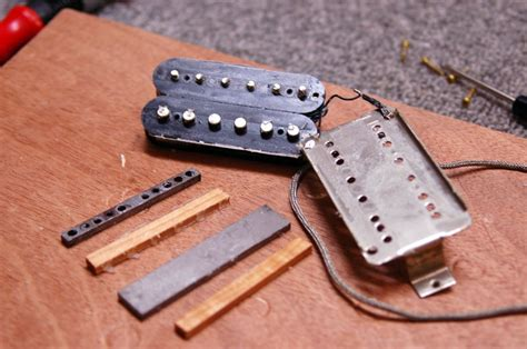 Optimisez votre micro humbucker vintage | Blog Guitar N' Blues