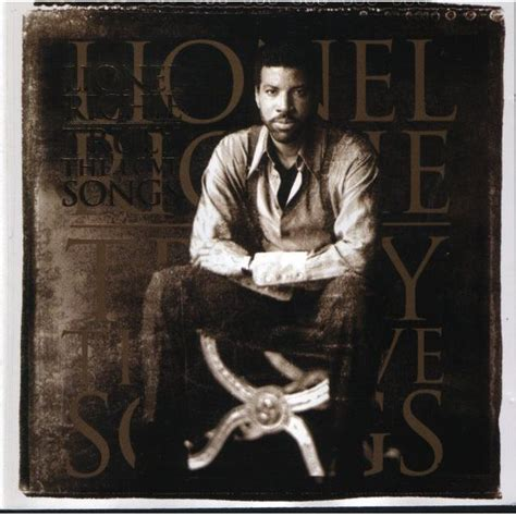 Truly - The Love Songs - Lionel Richie mp3 buy, full tracklist