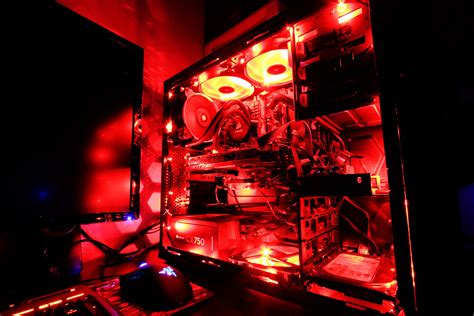 #Gaming Rig | I decided to put a computer together for