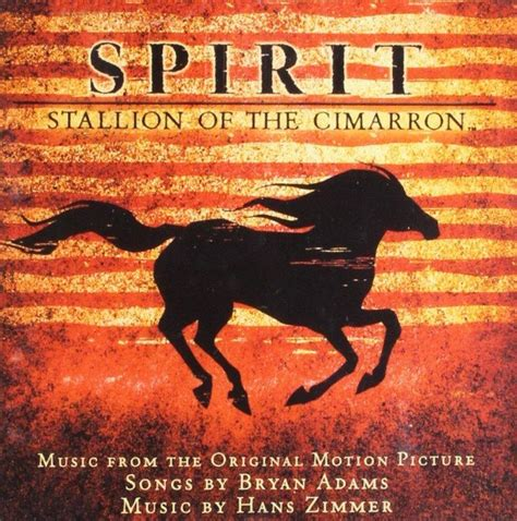 Spirit: Stallion of the Cimarron (Spirit, el corcel