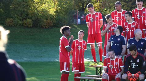 New FC Bayern team photo : Official FC Bayern News