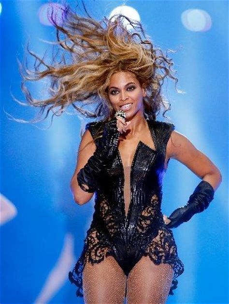 Beyonce not to blame for Super Bowl blackout - Daily Dish