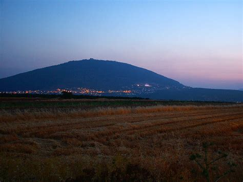 Mount Tabor and Church of the Transfiguration - Journey to