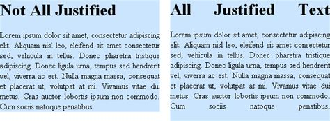 Cross-browser CSS: Justify last line of text in a