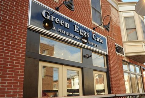 Popular Philly Restaurant Green Eggs Cafe is Set to Open
