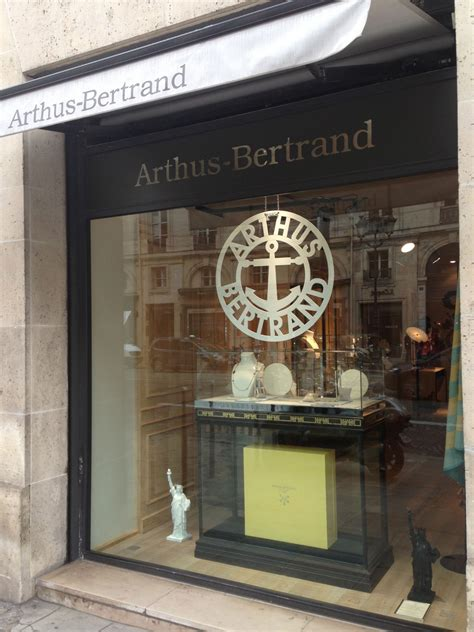 Arthus Bertrand - des bijoux 100% made in France - The
