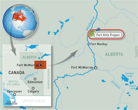 Suncor Total and Teck decide Fort Hills Oil Sands Project