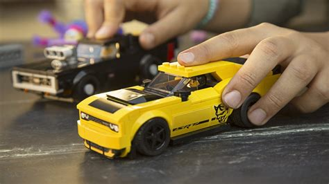 LEGO And Dodge's Latest Collaboration Gives Our Mini Figs