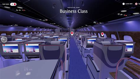 Emirates launches virtual reality view of A380 interiors