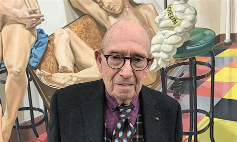 Philip Pearlstein: The American Lucian Freud's Triumphant