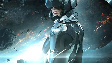 Wallpaper EVE: Valkyrie, Best Games 2015, game, space, sci