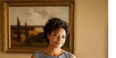 "Skyfall Naomie Harris interview: ""I can finally say I'm"
