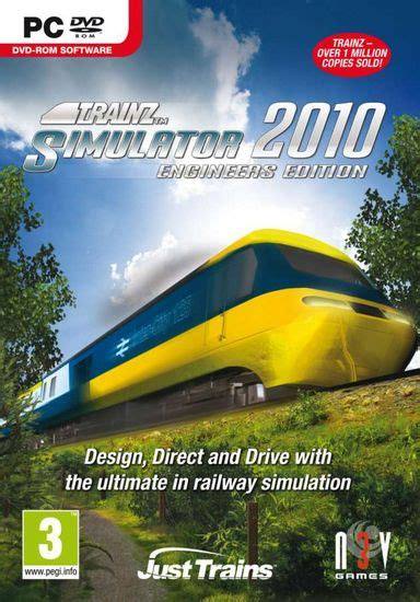 Trainz Simulator 2010: Engineers Edition Free Download