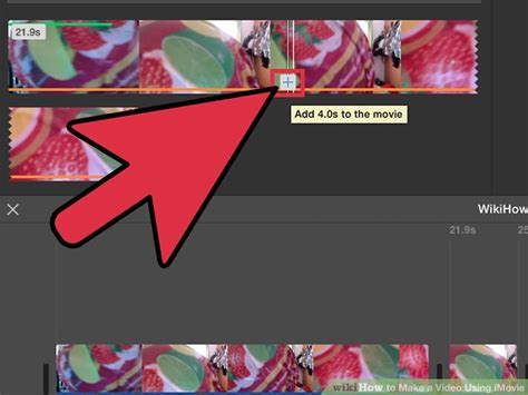 How to Make a Video Using iMovie: 11 Steps (with Pictures)