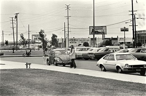 Everyday Life California in the Early 1970s - Los Angeles
