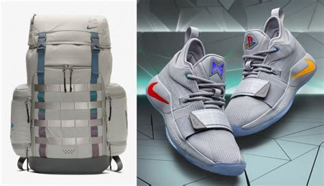 Nike PG x Playstation Backpack Where to Buy | SportFits