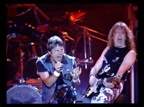 IRON MAIDEN - Rock In Rio Part 7 - BLOOD BROTHERS - YouTube