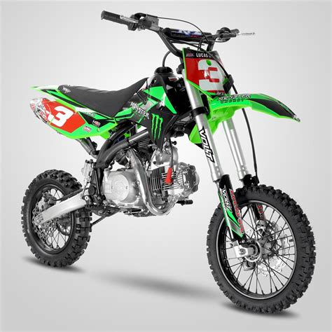 Dirt Bike, Pit Bike 125cc Monster Energy Eli Tomac