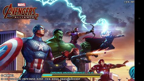 Marvel: Avengers Alliance 2 1