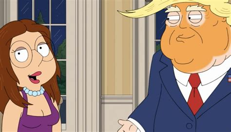 'Most savage' Family Guy episode depicts Trump sexually