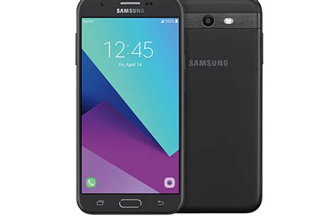 Samsung Galaxy J3 Prime with Android 7