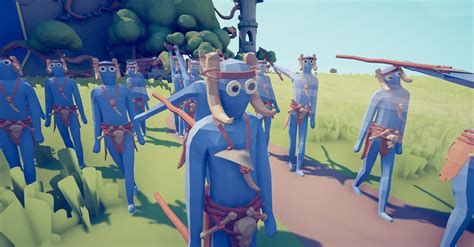 Spear Thrower   Totally Accurate Battle Simulator Wiki