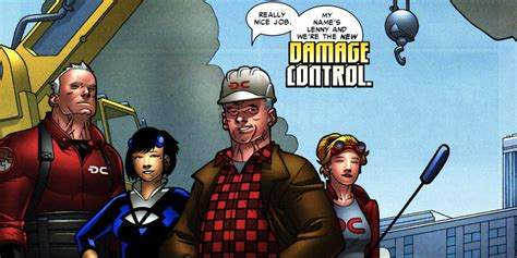 Marvel's Damage Control Comics To Become an ABC Comedy Series