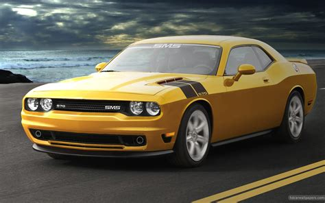 SMS Dodge Challenger Wallpaper | HD Car Wallpapers | ID #2043
