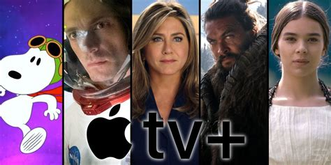 Apple TV+: Every TV Show On Streaming Service At Launch