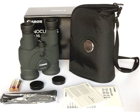 Canon 12x36 IS III Review