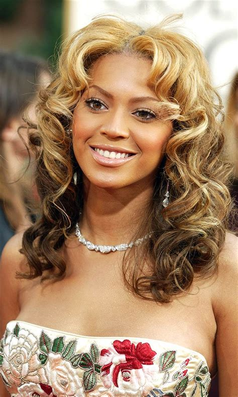 Beyonce's hair evolution: See the singer's stunning styles