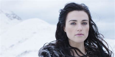 'Merlin' Katie McGrath Q&A: 'I've been privileged to be