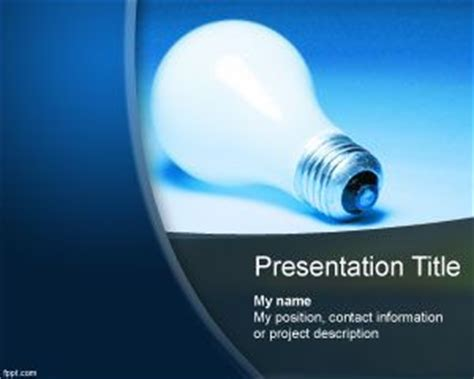 Free Consumer PowerPoint Template