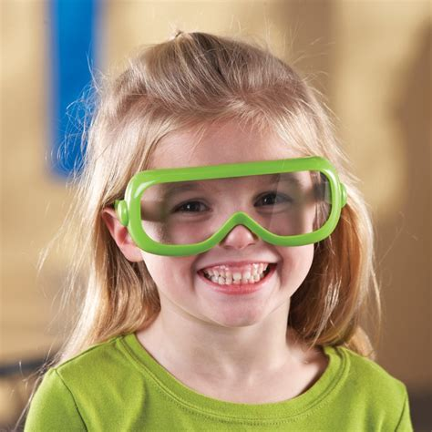 Kids Safety Goggles - Primary Science Safety Glasses
