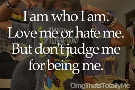 Being Yourself Quotes For Teenagers
