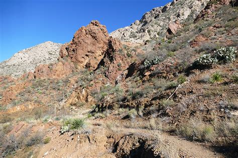 North Franklin Mountain [Franklin Mountains State Park]